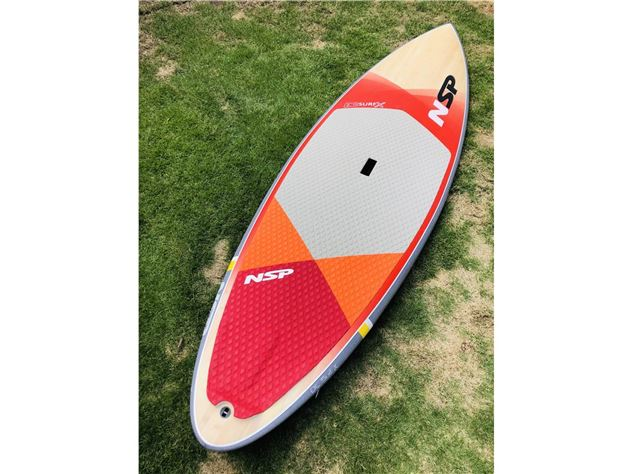 "2018 DC Surf X - 8' 6"", 28.25 inches"