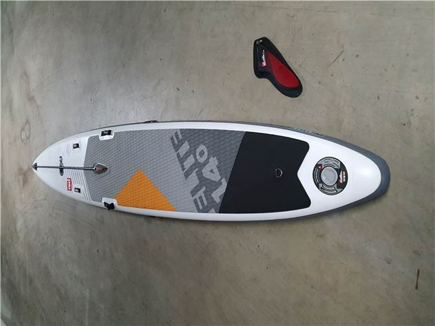 "2018 RedPaddleCo Elite - 14' 0"", 27 inches"