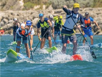 Records smashed in King of the Cut - Stand Up Paddle News