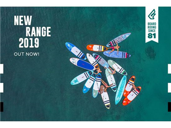 Fanatic Sup Collection 2019 Out Now - Stand Up Paddle News