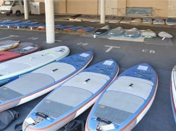 The Legendary Car Park Sale Returns - Stand Up Paddle News