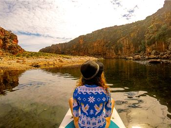 Paddle boarding Yardie Creek - Stand Up Paddle News